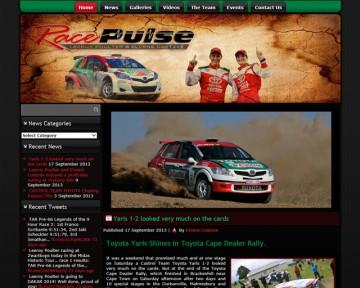 RacePulse - Leeroy Poulter and Elvéne Coetzee