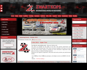 Zwartkops Raceway - International World of Motoring