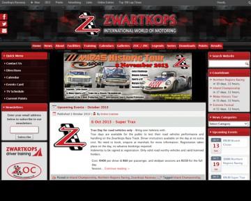 Zwartkops Raceway - International World of Motoring